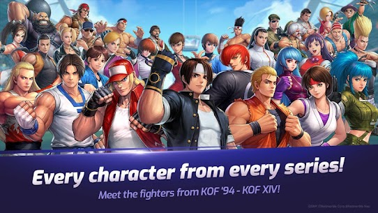 Descargar King of Fighters APK {Último Android y IOS} 1