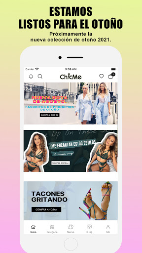 Chic Me - Best Shopping Deals apktram screenshots 11