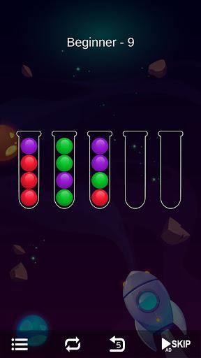 Ball Sort - Bubble Sort Puzzle Game 3.3 screenshots 3