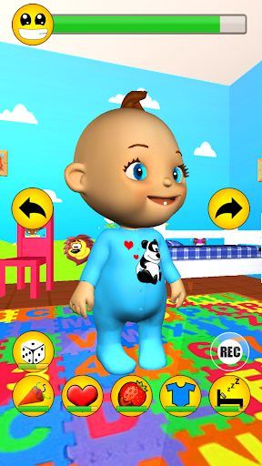 My Baby: Baby Girl Babsy screenshots 8