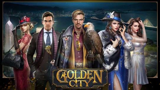 Golden City  Mafia Empire Apk 1