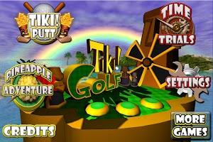 Tiki Golf 3D FREE