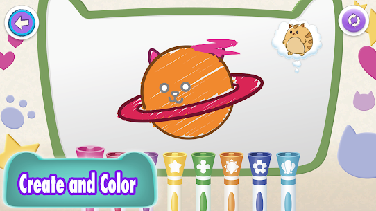 Free Gabbys Dollhouse  Play with Cats Apk Download 2021 4