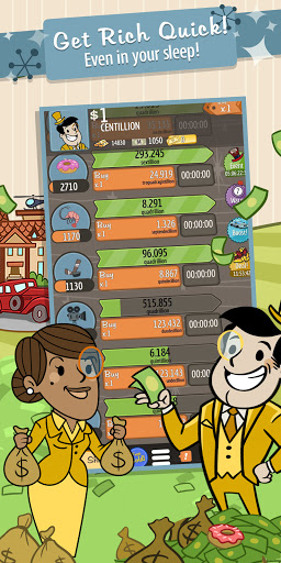 AdVenture Capitalist: Idle Money Management  screenshots 3