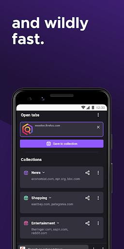Firefox for Android Beta 83.0.0-beta.4 screenshots 2