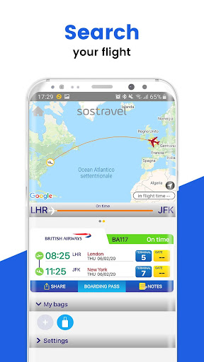 sostravel - For all your travel needs 4.13.9 Screenshots 1