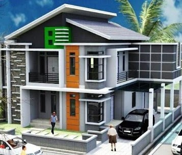 Two Floor House Design For Pc – Free Download For Windows 7/8/10 And Mac 1