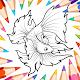 Coloring Betta Fish APK