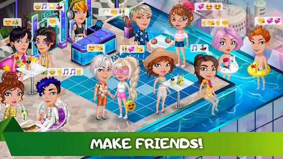 Avatar Life - fun, love & games in virtual world! 3.40.0 screenshots 2