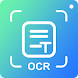 Text Scanner - OCR, Scan Image to text