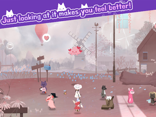 Cat Shelter and Animal Friends: Idle Relaxing Game  screenshots 8