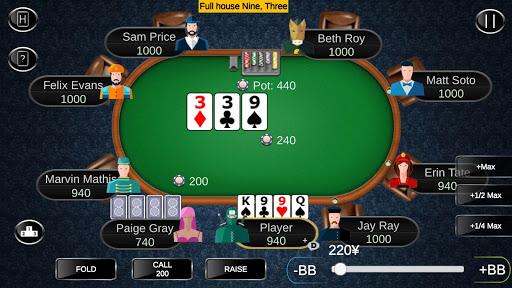 Offline Poker - Tournaments screenshots 3
