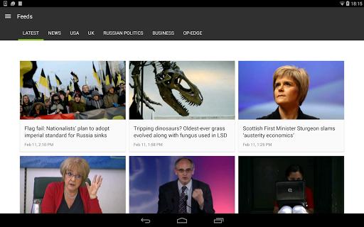 RT News 3.5.41 Screenshots 9
