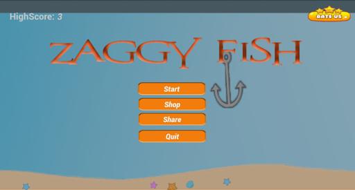Télécharger Gratuit Zaggy Fish APK MOD (Astuce) screenshots 1