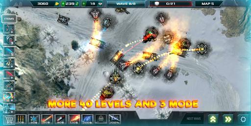 Tower Defense: Infinite War  screenshots 3