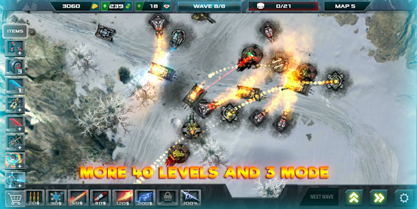 Tower Defense: Infinite War 3
