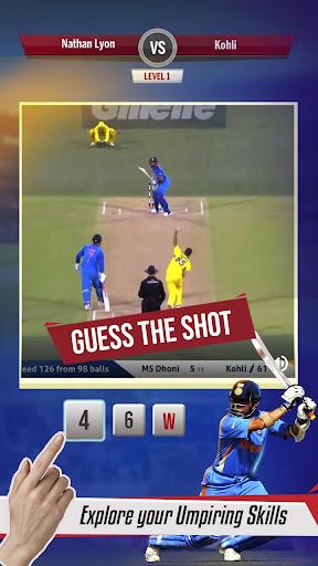 Cricket Games - Guess Real World Cricket Shots screenshots 1