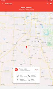 My Earthquake Alerts - US & Worldwide Earthquakes 4.2.2 Screenshots 4