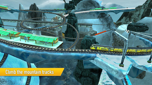 Train Simulator Uphill Drive screenshots 7