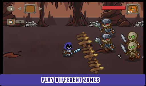 Super Ravein Knight - Angry Heroes Titu00e3s Adventure  screenshots 17
