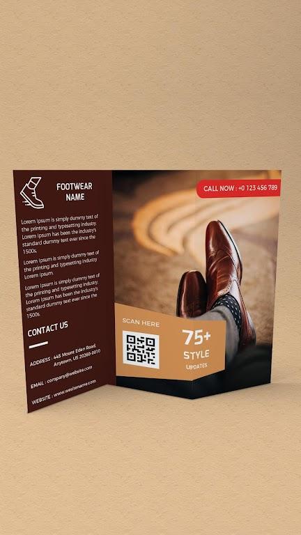Brochure Maker - Pamphlets, Infographics, Catalog  poster 4