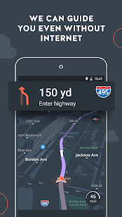 Offline GPS Navigation, Traffic & Maps by Karta Screenshot