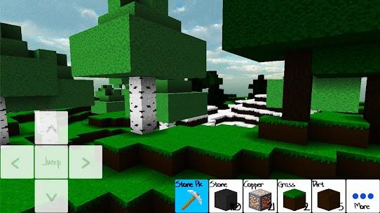Cubed Craft  Survival Apk Son Sürüm 2021 5