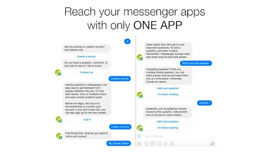 Messenger: All-in-One Messaging, Video Call, Chat 5