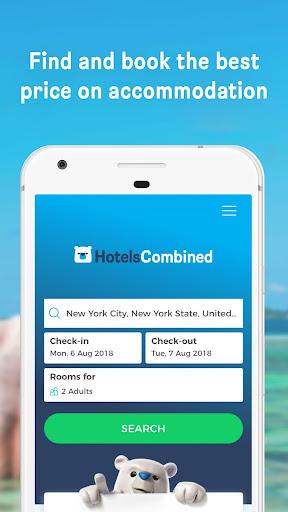 Hotels Combined - Cheap deals  screenshots 1