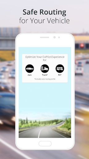 CoPilot GPS Navigation & Traffic 10.19.0.1358 Screenshots 4