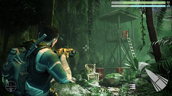 Cover Fire: Jeux de Tir Offline screenshots apk mod 2
