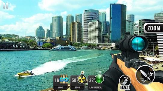 Tải Sniper Shot 3D MOD APK 1.5.0 (mua sắm miễn phí) 2