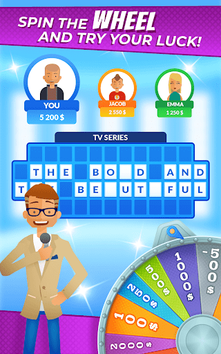 Spin of Fortune - Quiz 2.0.44 Screenshots 6