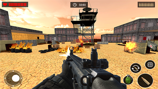FPS Modern Counter Strike: Shooting Game 2019 Hack for iOS and Android 1