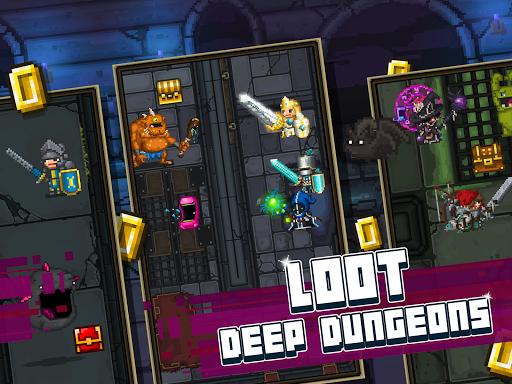 Bit Heroes: An 8-Bit Pixel RPG Quest  screenshots 9