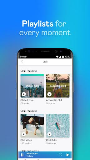Deezer Music Player: Songs, Radio & Podcasts 6.1.14.99 Screenshots 4