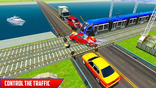 railroad crossing indonesia 3d screenshot 2