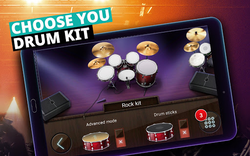 Drum Set Music Games & Drums Kit Simulator 3.36.0 screenshots 8