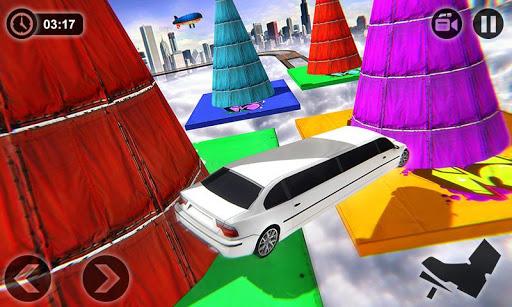Extreme Limo Car Gt Stunts 2019 1.6 screenshots 5