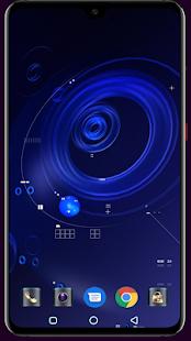 Blue Wallpaper 4K Latest