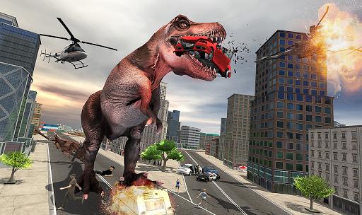 Monster Dino Vs King Kong-City Rampage Simulator 1.0.3 screenshots 4