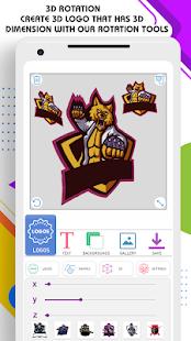 3D Logo Maker 1.3.0 Screenshots 4