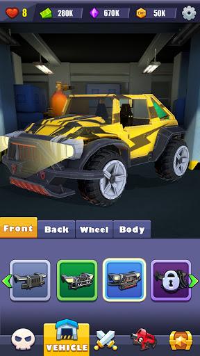 Shooting Car 3D 2.1.6 screenshots 4