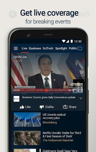 Haystack News: Local & World TV News - Free 3.91 Screenshots 4