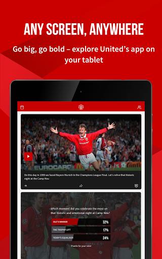 Manchester United Official App 8.0.10 Screenshots 12