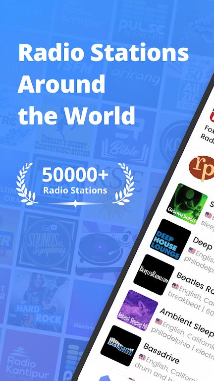 My Radio :Free Radio Station, AM FM Radio App Free  poster 0