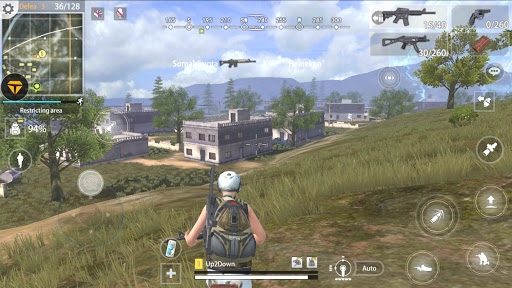 Fnite Fire Battleground apkpoly screenshots 8