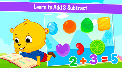 Learn 123 Numbers Counting for Kids Math Games  screenshots 14