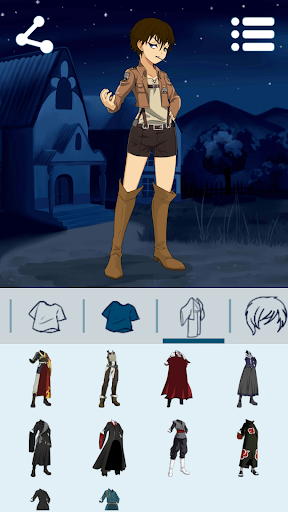 Avatar Maker: Anime Boys android2mod screenshots 11