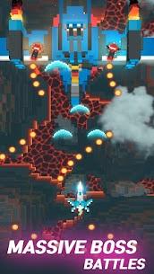 Sky Wings: Pixel Fighter 3D Latest Mod APK 3.0.7 (UNLIMITED MONEY) 2